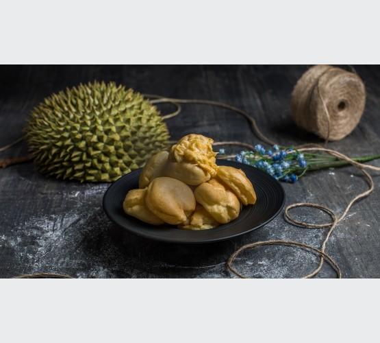 Premium Durian Puffs (6pc)
