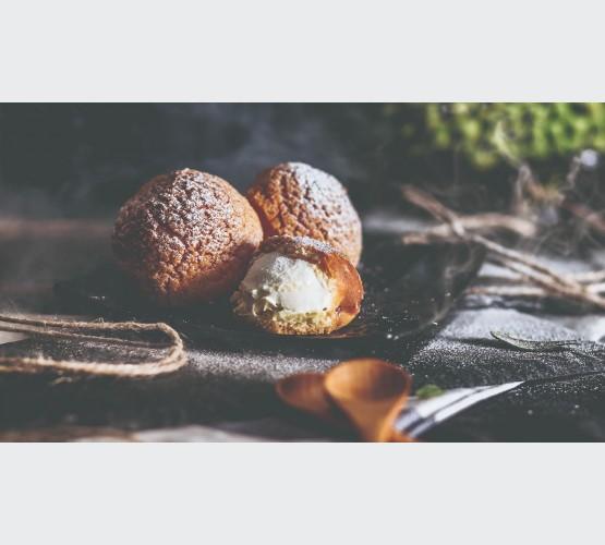 Mao Shan Wang Durian Puffs (6pc)