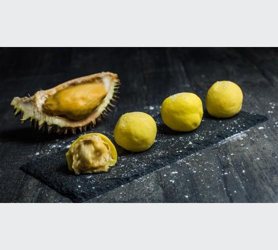 Premium Durian Mochi (6pc)